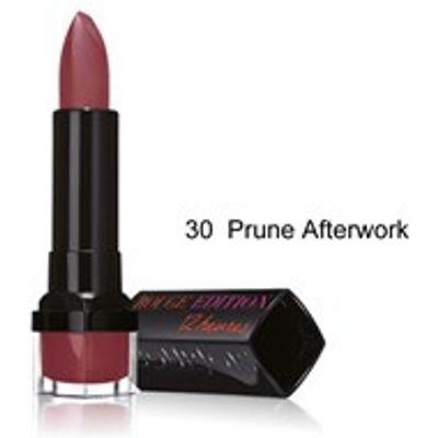 Bourjois Rouge Edition Lipstick 12H 30 Prune Afterwork