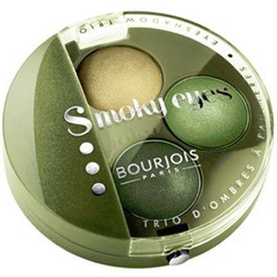 Bourjois Smoky Eyes Trio Eyeshadow 04 Nude Ingenu
