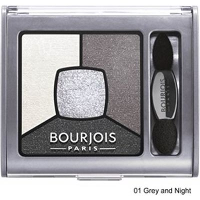 Bourjois Smoky Stories Quad Eyeshadow Palette 07 In mauve again