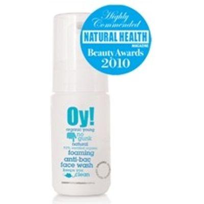 Green People Organic Oy! Foaming Anti-bac Face Wash 100ml