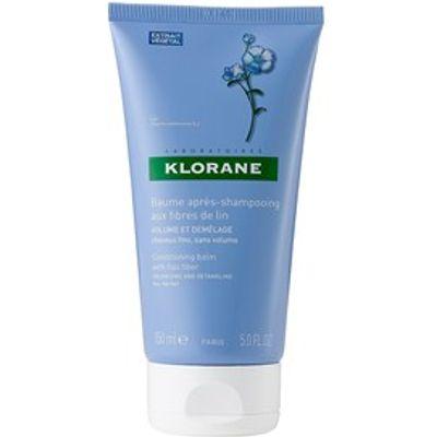 Klorane Volume Conditioner with Flax Fibre 200ml