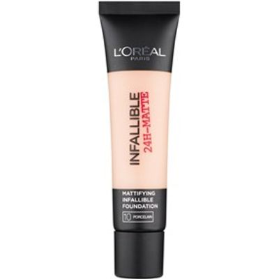 L'Oreal Paris Infallible 24H-Matte Foundation 20 Sand