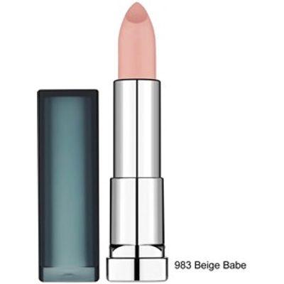 Maybelline Color Sensational Creamy Matte Lipstick 983 Beige Babe