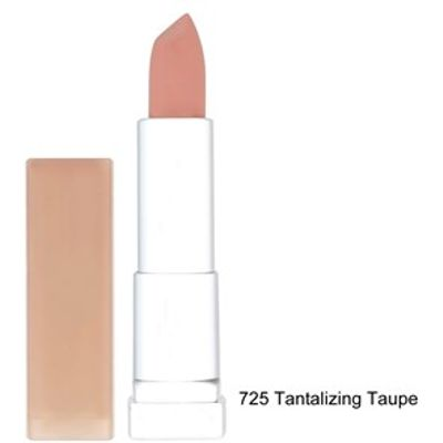 Maybelline Color Sensational Stripped Nude Lipstick 725 Tant Taupe