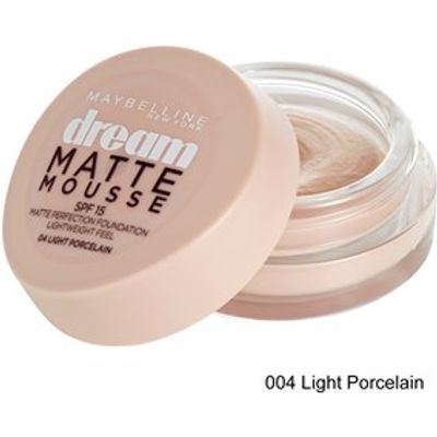 Maybelline Dream Matte Mousse Foundation 50 Sun Bronze