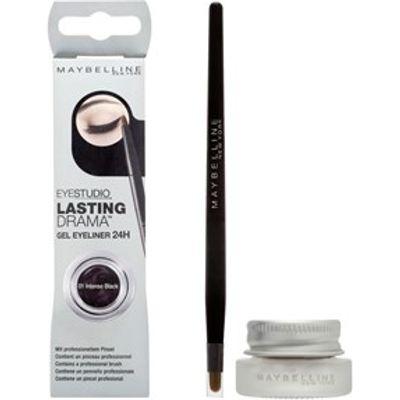 Maybelline Eye Studio Lasting Drama Gel Eyeliner 24H 01 Black