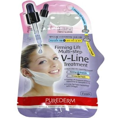 PureDerm Firming Lift Multi-Step V-Line Treatment 1 patch