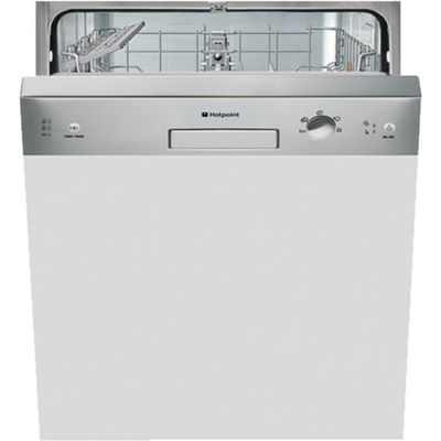 5016108829080 | Hotpoint LSB5B019X Semi Integrated Dishwasher  with 13 Place Settings Store