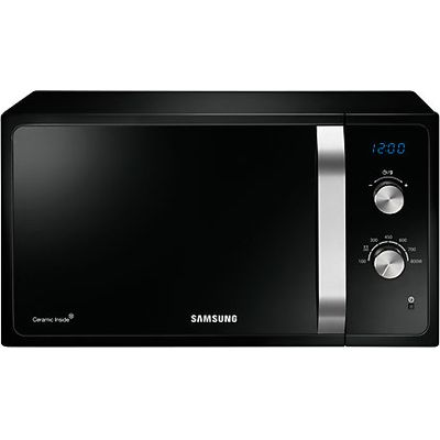 8806085958111 | Samsung MS23F301EAK SOLO Microwave Oven  Black