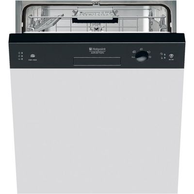 5016108829097 | Hotpoint LSB5B019B Semi Integrated Dishwasher with 13 place settings Store