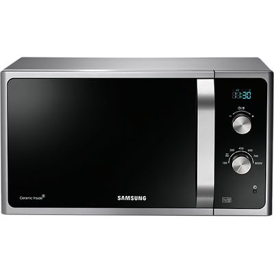 8806086006279 | Samsung MS23F301EAS Solo MWO with Ceramic Enamel 23 L Microwave