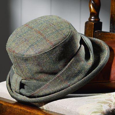 Oxshott Tweed Hat