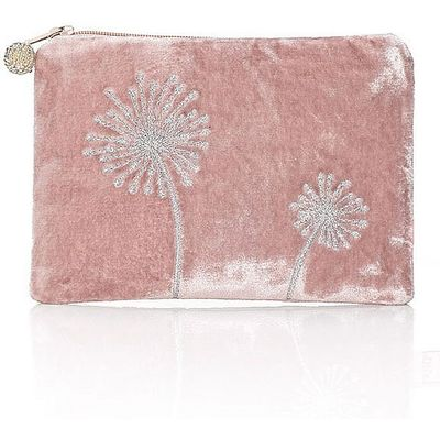 Blowing in the Wind Pink Coin Purse