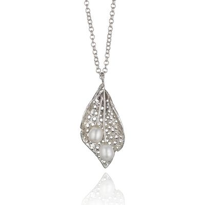 Pearl Droplet Pendant