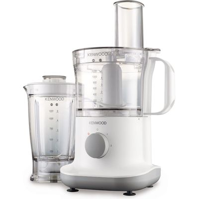 5011423160030 | Kenwood FPP220 Multipro Compact Food Processor  White