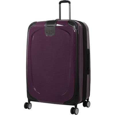 IT Luggage High Shine Protective Large Suitcase - Pink