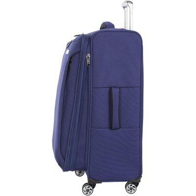 IT Luggage Lightweight 8-Wheel Medium Suitcase - Blue
