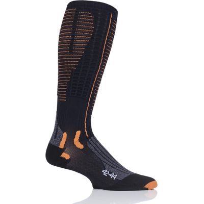 Mens and Ladies 1 Pair X-Socks Accumulator Running Socks