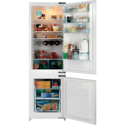 Glen Dimplex 444443376 Integrated Frost Free Fridge Freezer 1 8m 70 30