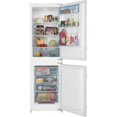 Glen Dimplex 444443378 Integrated Frost Free Fridge Freezer 1 8m 50 50