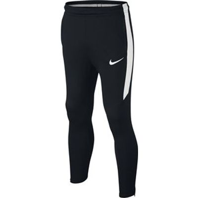 Nike Dry Skinny Football Pant - Youth - Black/White
