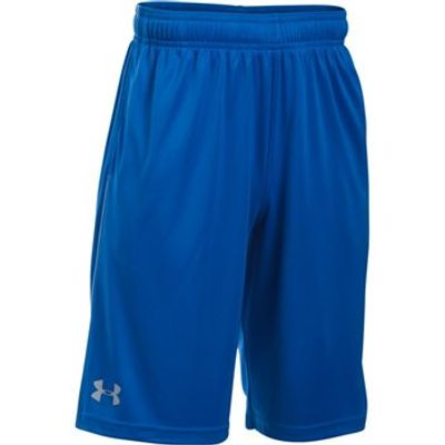 Under Armour Tech Blocked Shorts - Boys - Ultra Blue
