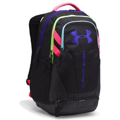Under Armour Hustle 3.0 Schoolbag/Backpack - Black