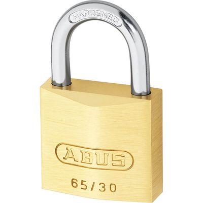 4003318119798 | Abus 65 Series Compact Brass Padlock Keyed Alike 30mm Standard 6306 Store