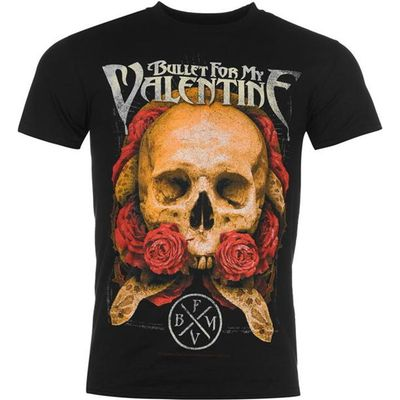 Official Bullet for My Valentine T Shirt