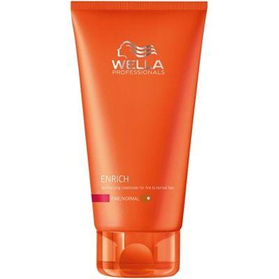 Wella Professionals Enrich Moisturising Conditioner for Fine Hair 200ml
