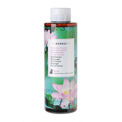 Korres Water Lily Blossom Showergel 250ml