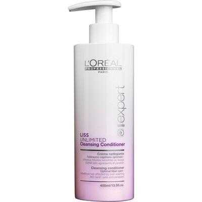L'Oréal Professionnel Série Expert Liss Unlimited Cleansing Conditioner 400ml