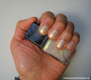 Illamasqua Hemlock Nail Varnish Review, Swatches and Photos