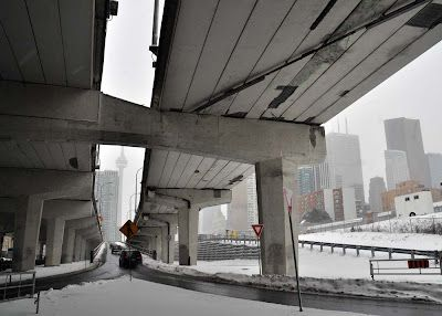 Gardiner Expressway rehab and deck replacement