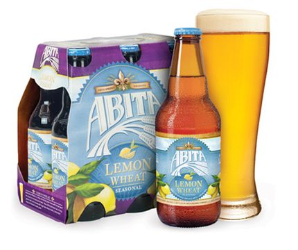Tasted!: (The Surprising) Abita Lemon Wheat