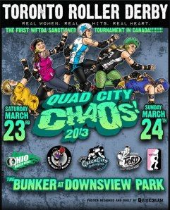 Quad City Chaos 2013: Preview