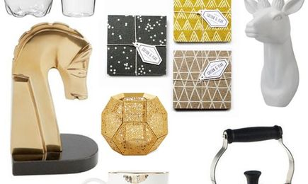 Simple Yet Elegant Holiday Gifts for the Home