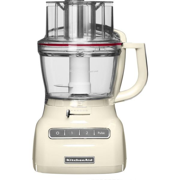 3. KITCHENAID 5KFP1335BAC Food Processor - Almond Cream, Cream: £249.99, Currys