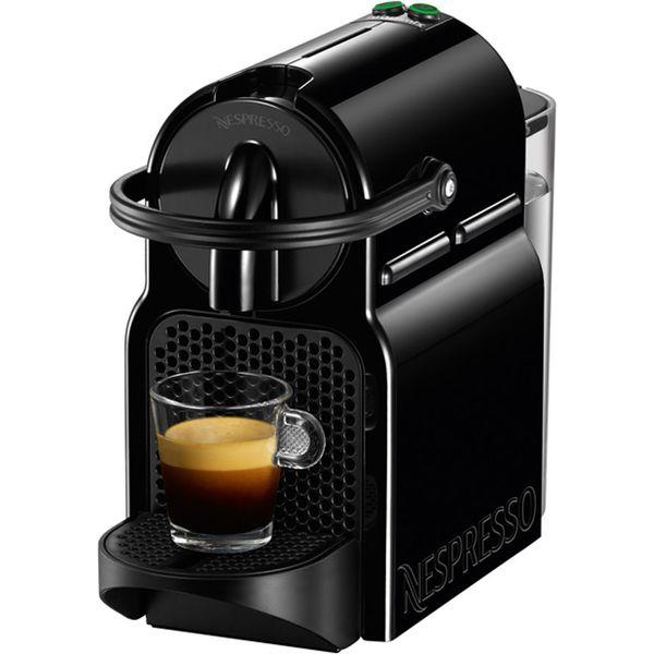 16. NESPRESSO  11350 Nespresso Inissia Coffee Machine - Black, Black: £89.99, Currys
