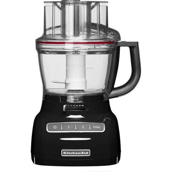 4. KITCHENAID 5KFP1335BCU Food Processor - Onyx Black, Black: £249.99, Currys