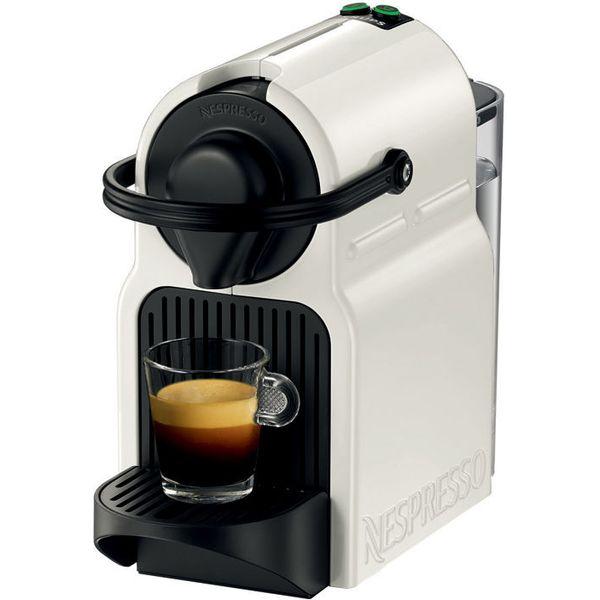 14. NESPRESSO  XN100140 Nespresso Inissia Coffee Machine - White, White: £89.99, Currys