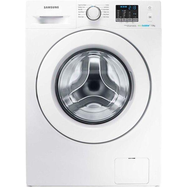 13. SAMSUNG  ecobubble WF70F5E0W2W Washing Machine - White, White: £399.98, Currys