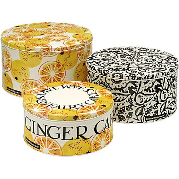 15. Emma Bridgewater Toast & Marmalade Cake Tins: £37.5, John Lewis