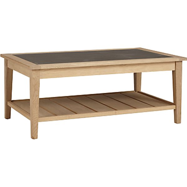 96. John Lewis Croft Collection Lyall Coffee Table, Faux Concrete: £199, John Lewis