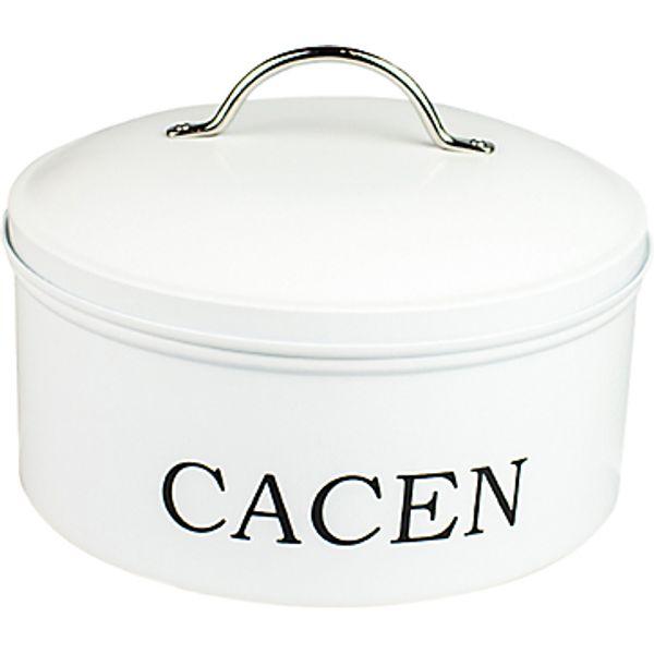 17. JD Burford Cacen Cake Tin, 25cm, Chalk White: £20, John Lewis