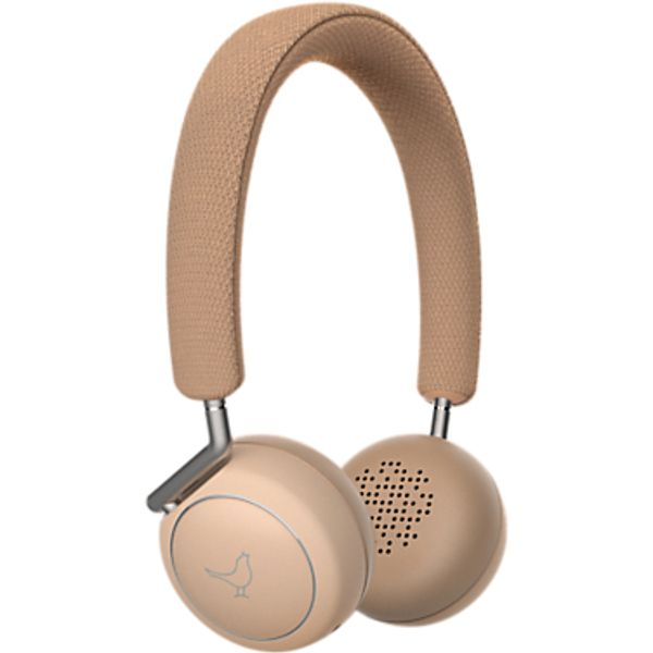 70. Libratone Q Adapt Noise Cancelling Wireless Bluetooth On Ear Headphones with Mic/Remote, Elegant Nud: £199.99, John Lewis