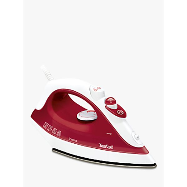 54. Tefal Inicio FV1251 Steam Iron: £49.95, John Lewis