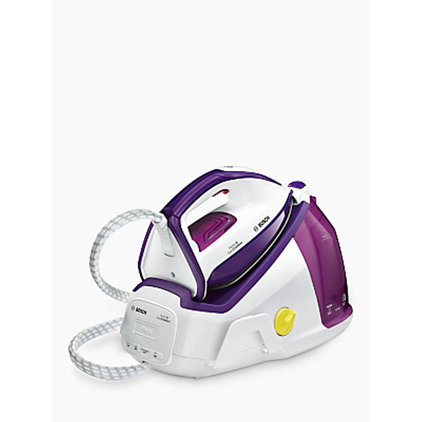 63. Bosch TDS6030GB EasyComfort Steam Generator Iron: £279.95, John Lewis