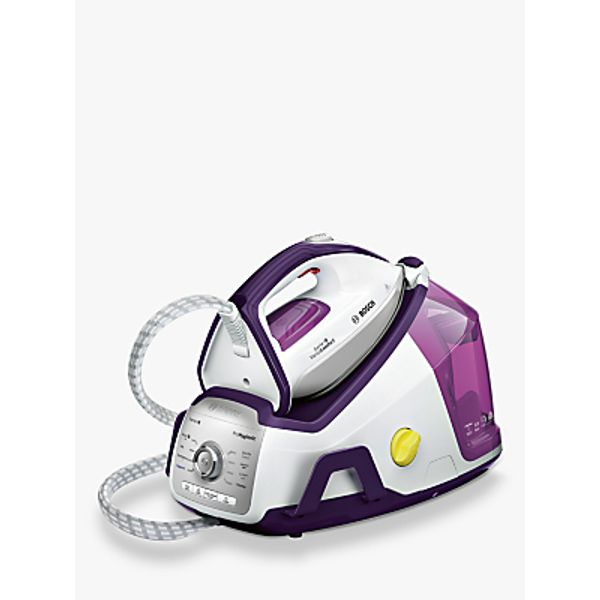 64. Bosch TDS8040GB ProHygienic Steam Iron, Purple: £249.95, John Lewis