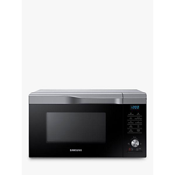 1. Samsung Easy View™ MC28M6075CS/EU Combination Microwave Oven, Silver: £249, John Lewis